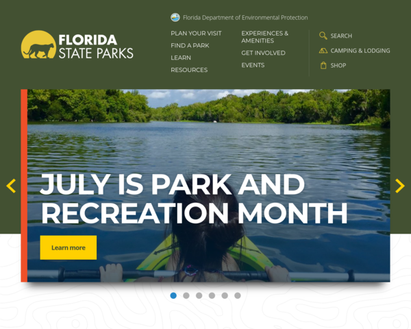 http://www.floridastateparks.org