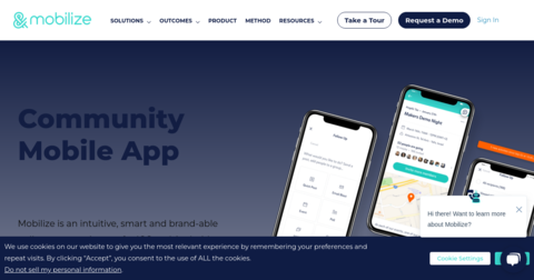 Mobilize for iOS