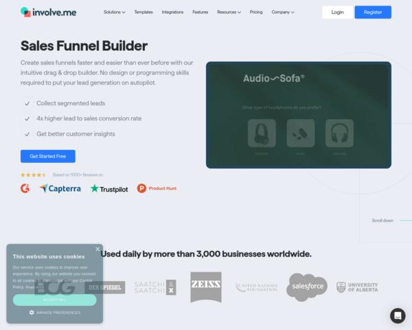 https://www.involve.me/sales-funnel/