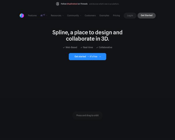 https://spline.design/