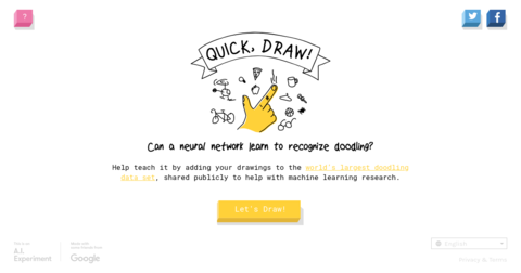 Quick Draw by Google
