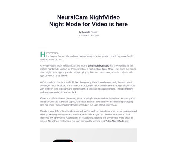 https://neural.cam/news/nightvideo/