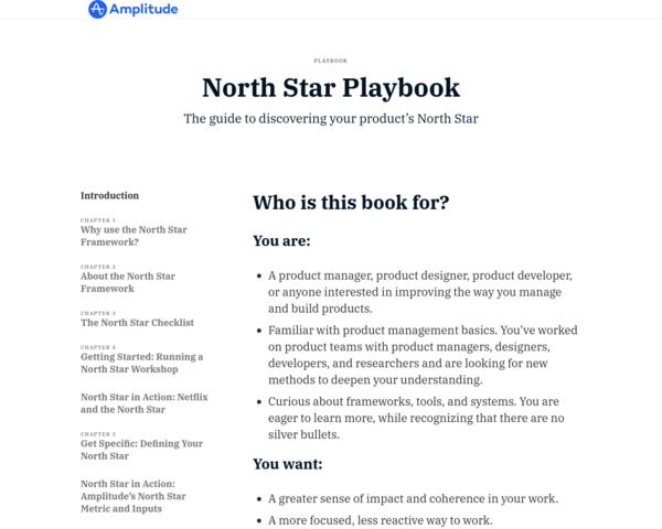 https://amplitude.com/north-star