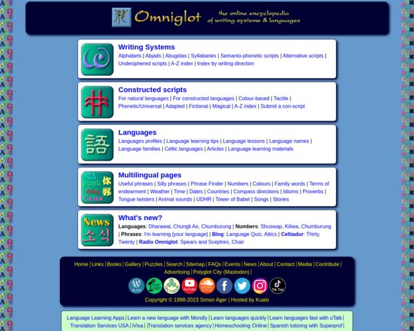 http://www.omniglot.com