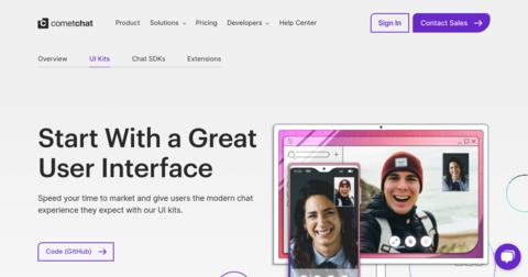 Chat UI Design Kit for Sketch
