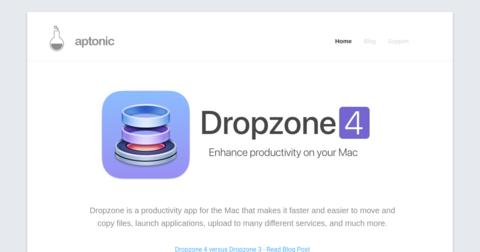 Dropzone 3