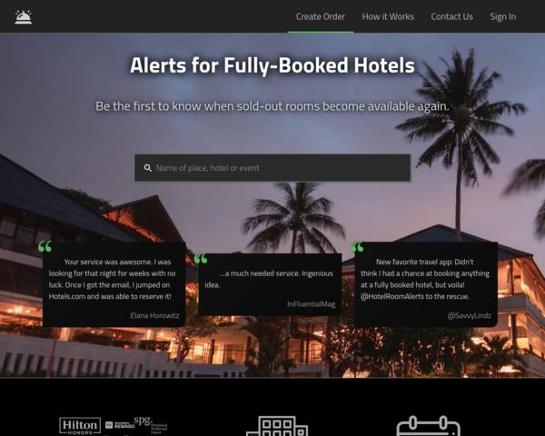 http://hotelroomalerts.com