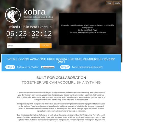 https://Kobra.io