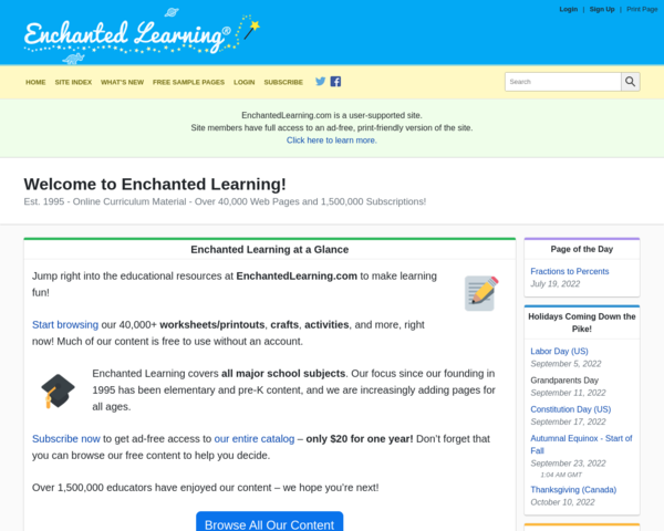http://www.enchantedlearning.com