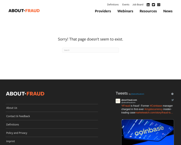 http://about-fraud.com/fraud-solution-providers/