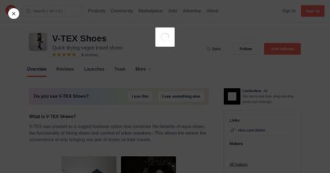 V-TEX Shoes