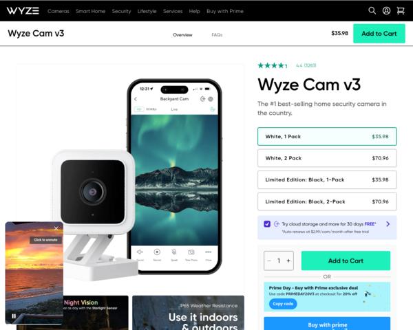 https://www.wyzecam.com/product/wyze-cam-v2/