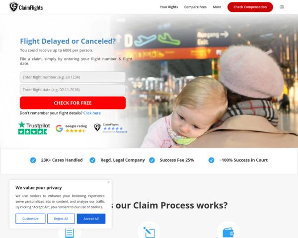 http://www.claimflights.com