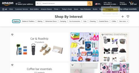 Amazon Spark