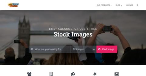 MyStockPhotos 2.0