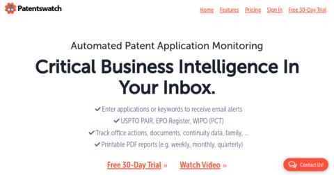 Patentswatch