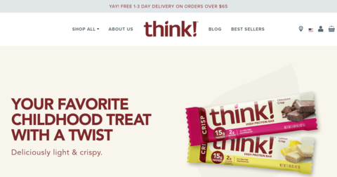 thinkThin bars