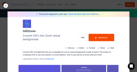 Gif2Zoom