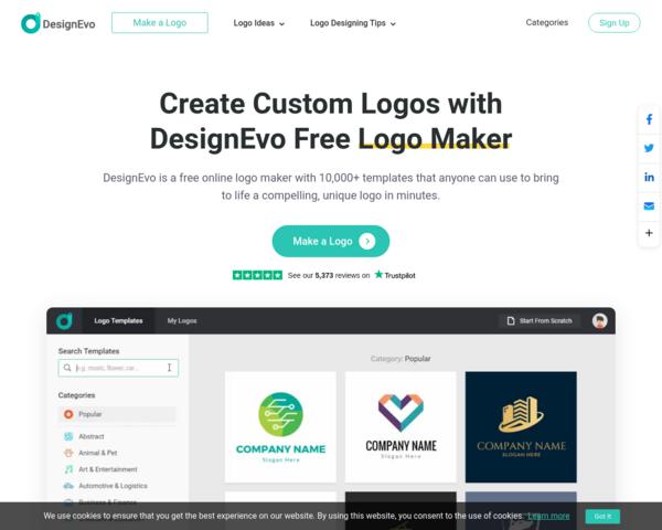 https://www.designevo.com/