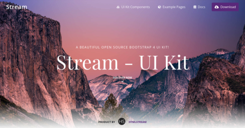 Stream UI Kit