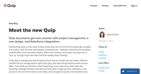 Quip 5.0