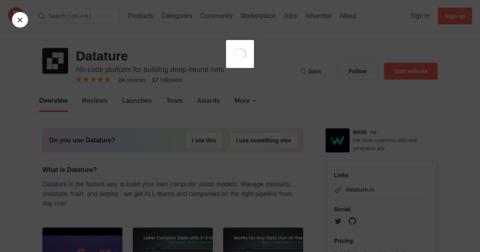 Datature Portal