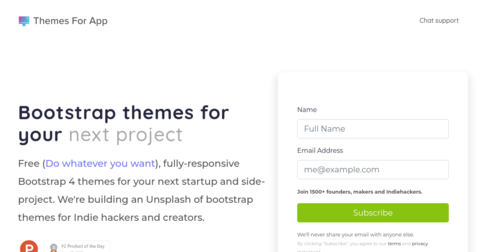 Themes For App