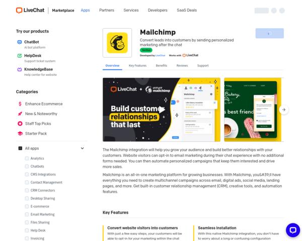 https://www.livechat.com/marketplace/apps/mailchimp/
