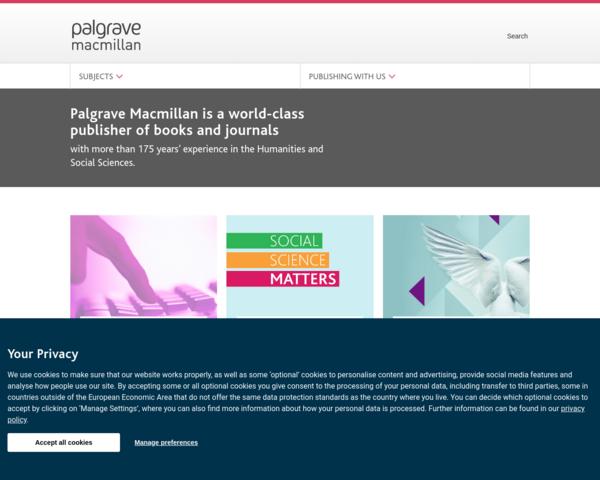 http://www.palgrave.com