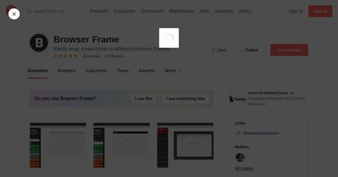 BrowserFrame 2.0