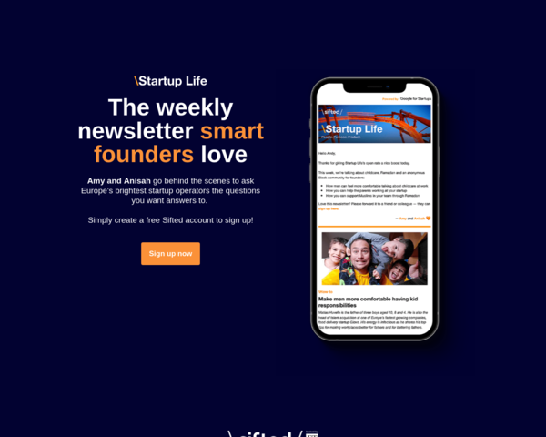 https://mailchi.mp/sifted/newsletter-startup-life