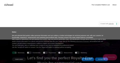 cchound.com