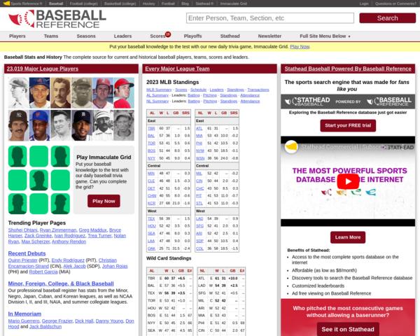 http://www.baseball-reference.com