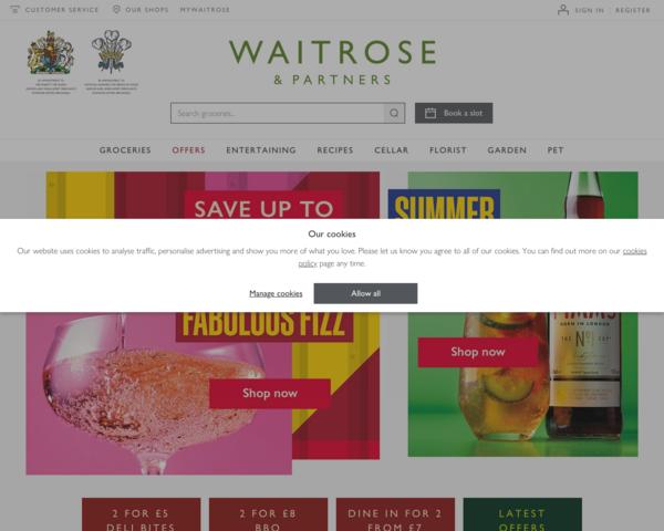http://www.waitrose.com