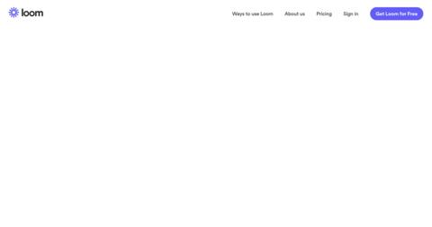 Loom for Desktop