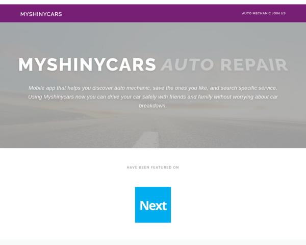 http://www.myshinycars.com