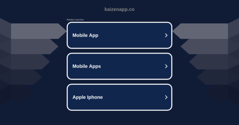 Kaizen App
