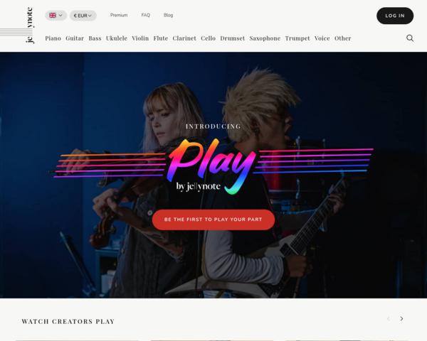 http://www.jellynote.com