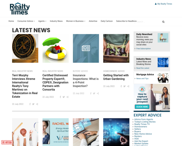 http://realtytimes.com