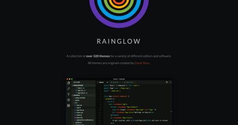 Rainglow Color Themes
