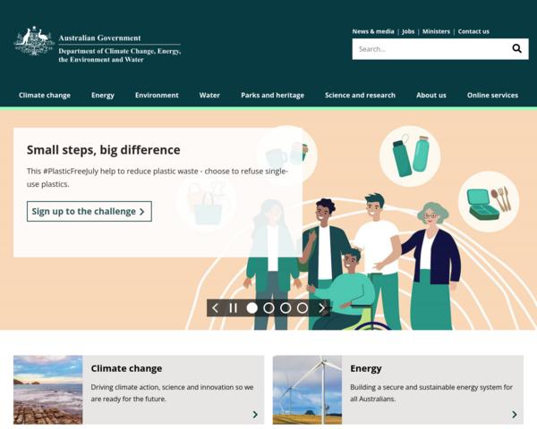 http://www.environment.gov.au