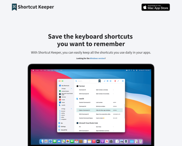https://shortcutkeeper.com/