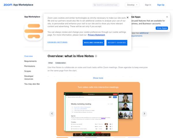 https://marketplace.zoom.us/apps/OzECVvqLSIayB84x6iVPhQ