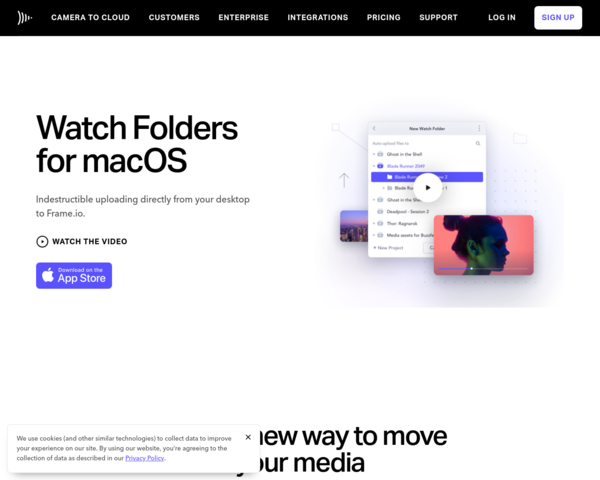 https://frame.io/watch-folders