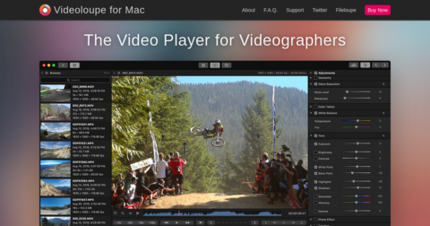Videoloupe for Mac