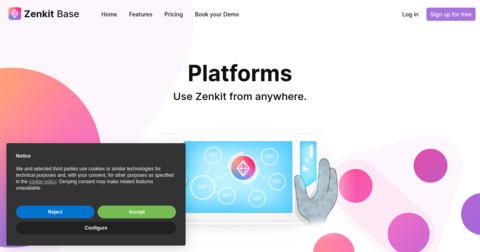 Zenkit Desktop Apps