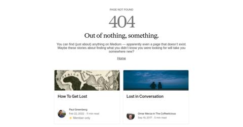 Medium Audio Stories