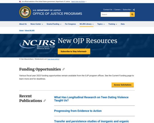 http://www.ncjrs.gov