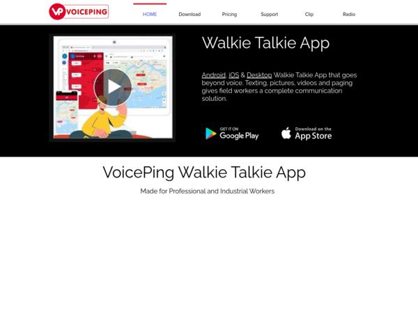http://www.voicepingapp.com