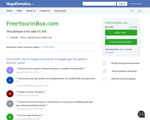 http://beta.freeyourinbox.com